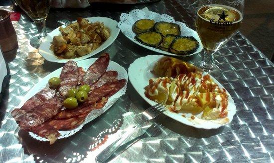 Jai-Ca: Tapas & beer