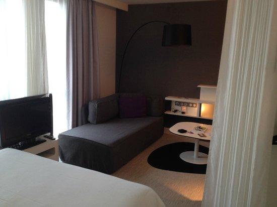 Novotel Suites Paris Issy les Moulineaux: sitting