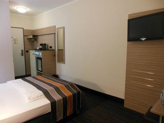 Mercure Hotel Stuttgart Gerlingen: Chambre