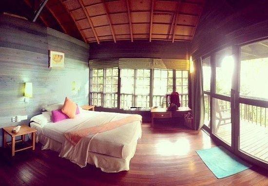 Permai Rainforest Resort: Interior - spacious and comfy