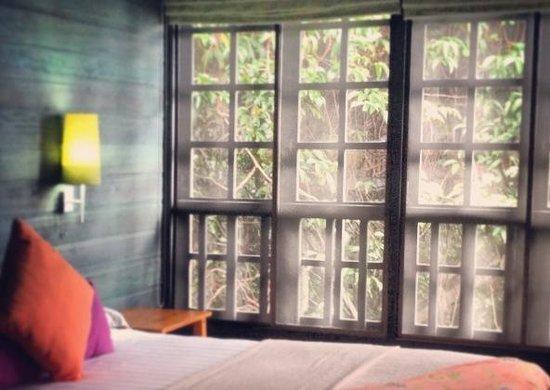 Permai Rainforest Resort: Love the window