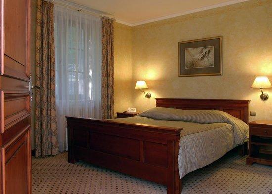 Opera Hotel: sypialnia