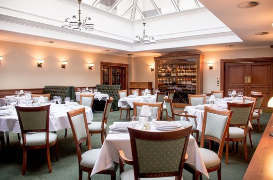 Opera Hotel: restauracja
