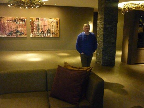 Van der Valk Hotel Dordrecht: De hal