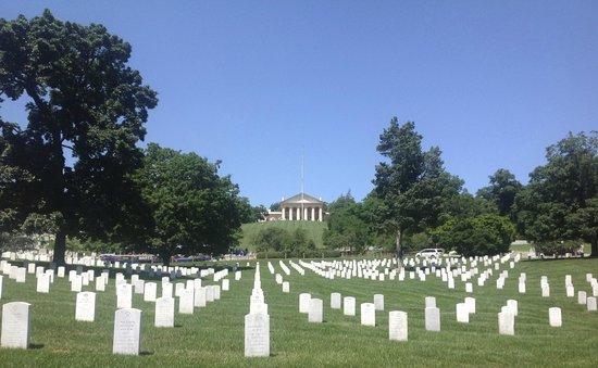 Arlington National Cemetery: Arlington House