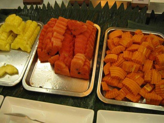 Ibis Pattaya : фруктики
