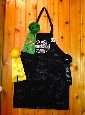 Daisy May's BBQ USA : Awards