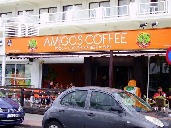 amigos coffee bar