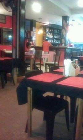 Red Devil Grill & Lounge: red devil