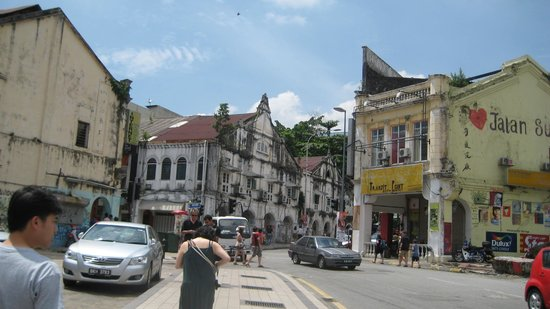 Swiss Inn Kuala Lumpur : Jalan Sultan caddesi