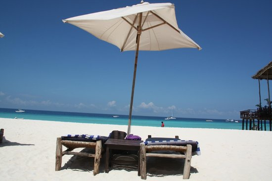 The Z Hotel Zanzibar: beach
