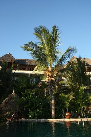 The Z Hotel Zanzibar: view of hotel
