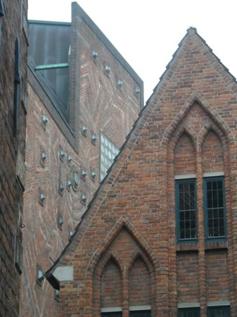 Museen Böttcherstraße: Back - und Sandsteinkunst