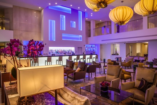 Hilton London Metropole: EDG Bar & Lounge