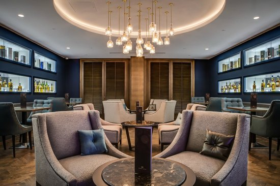 Hilton London Metropole's new Whisky Lounge