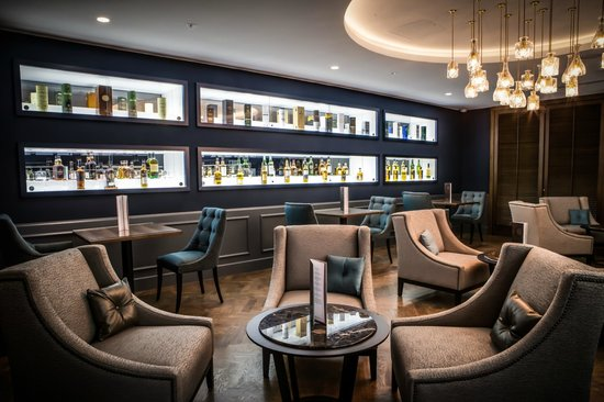 Hilton London Metropole: Whisky Lounge