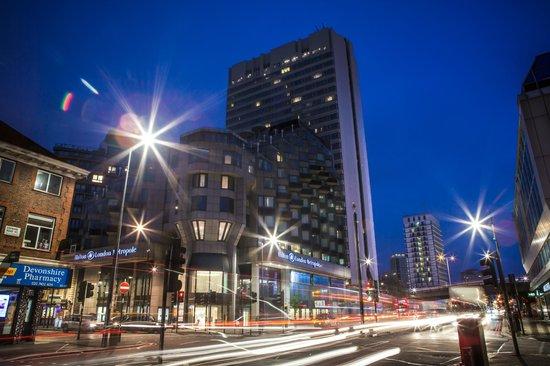 Hilton London Metropole: Exterior
