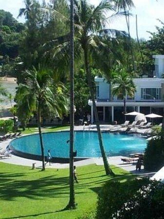 Crowne Plaza Phuket Panwa Beach : Main pool