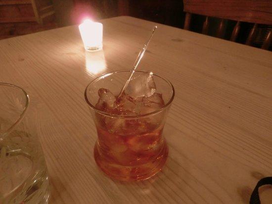 Rosetta : スモモのお酒。梅酒のようなお味です。