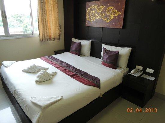 Regent Suvarnabhumi Hotel: Comfortable Bed