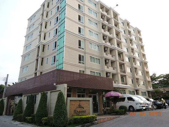 Regent Suvarnabhumi Hotel: Hotel Main Building