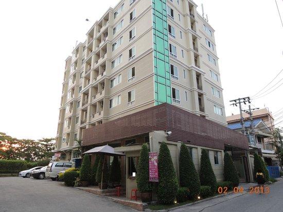 Regent Suvarnabhumi Hotel: Hotel Secondary Building