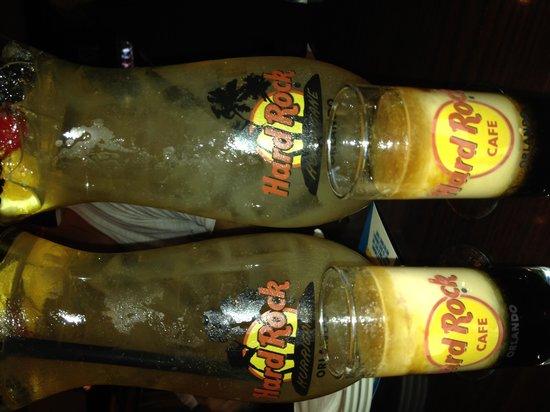 Hard Rock Hotel at Universal Orlando: Hard rock drinks
