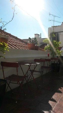Casa do Bairro by Shiadu: The roof !