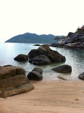 Charm Churee Villa: Plaj