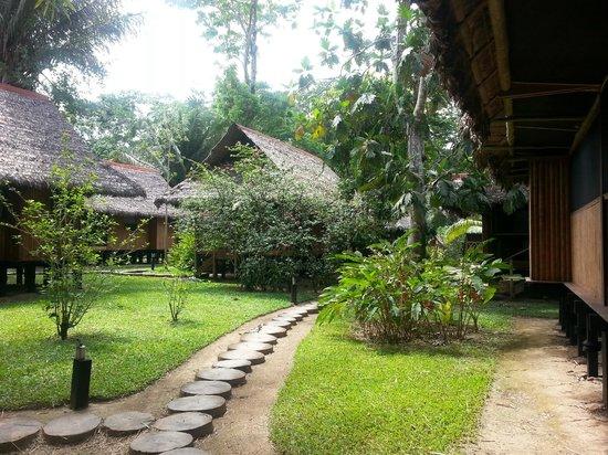 Inkaterra Reserva Amazonica : Bangalôs