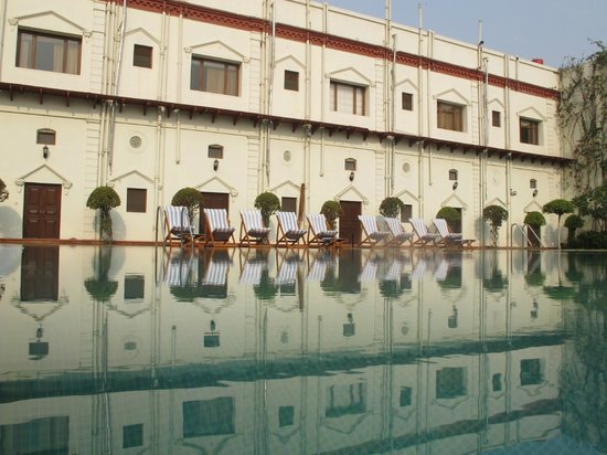 The Grand Imperial, Agra: hotel building