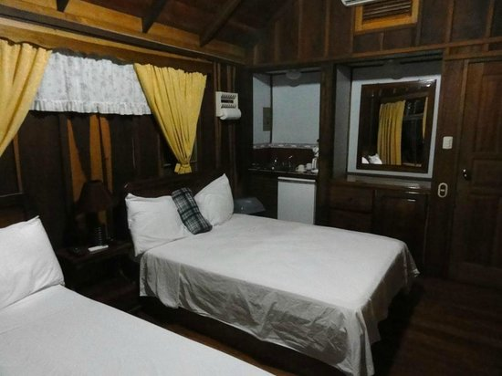 Hotel Arenal Green: Zimmer
