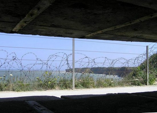 Plages du Débarquement de la Bataille de Normandie : Pointe du Hoc
