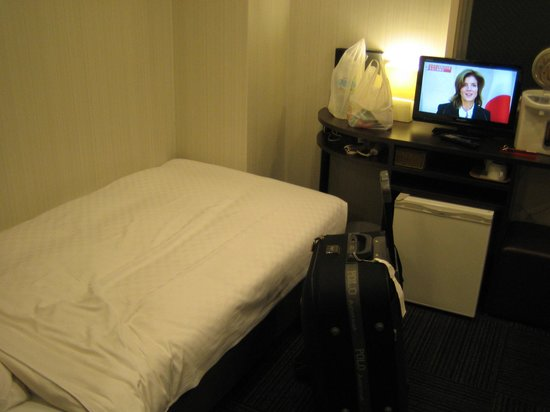 Hotel Kinki : Bigger room for special wstern style twin room