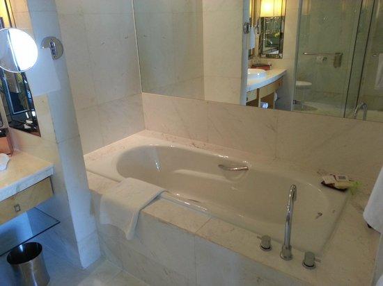 JW Marriott Hotel Beijing: bathroom