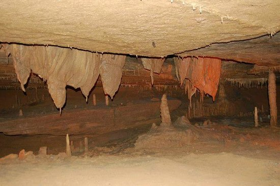 Forbidden Caverns : One of the sights on the tour