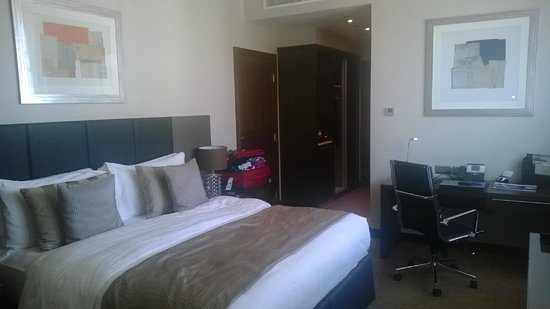 Ramada Abu Dhabi Downtown: Standard Double Room
