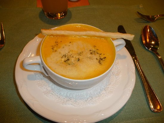 Salzachgrill: Salzach Grill Pumpkin Soup