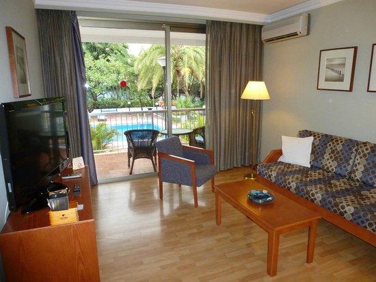 Hotel Colon Rambla: Zimmer 203