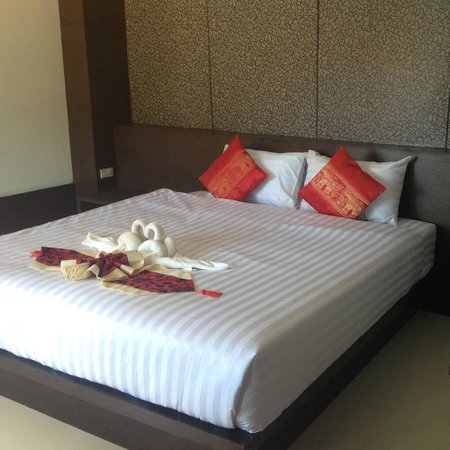 Khum Laanta Resort: Bedroom