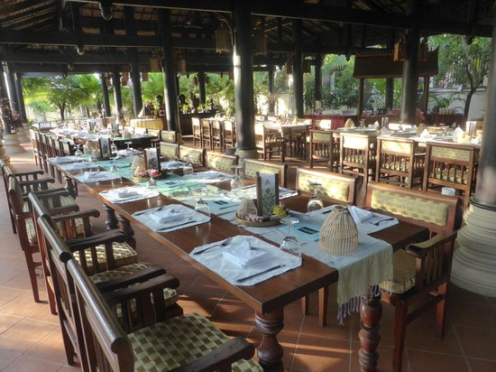 La Tradition D'Angkor Boutique Resort: Breakfast room