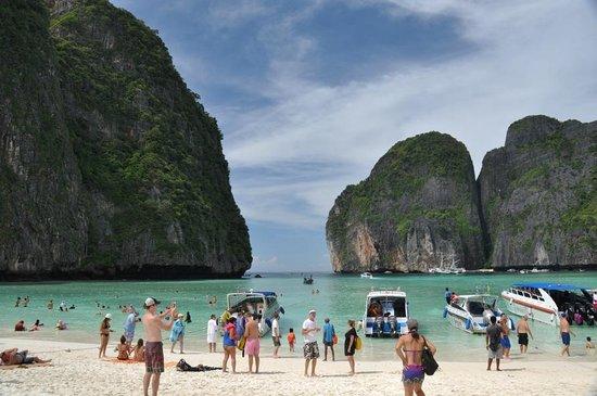 "Phuket Sail Tours: ""The Beach"""