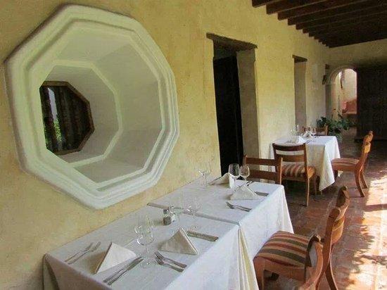 Hotel Los Pasos: Restaurante