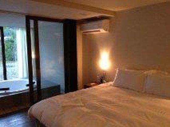 Resort Hotel Moana Coast: ベッド