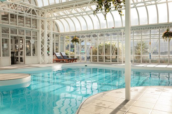 Basingstoke Country Hotel Spa Indoor Swimming Pool
