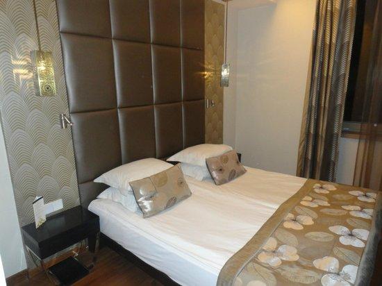 Continental Hotel Budapest: la camera