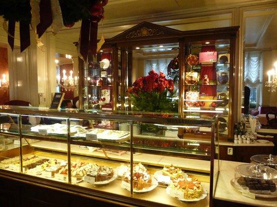 Café Sacher Salzburg: Cafe Sacher