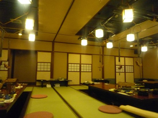 Okuhida Garden Hotel Yakedake : 夕食
