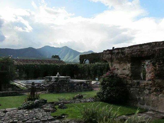 Hotel Museo Spa Casa Santo Domingo: Linda paisagem
