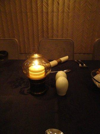 Araz Restaurant Budapest: un poca di atmosfera